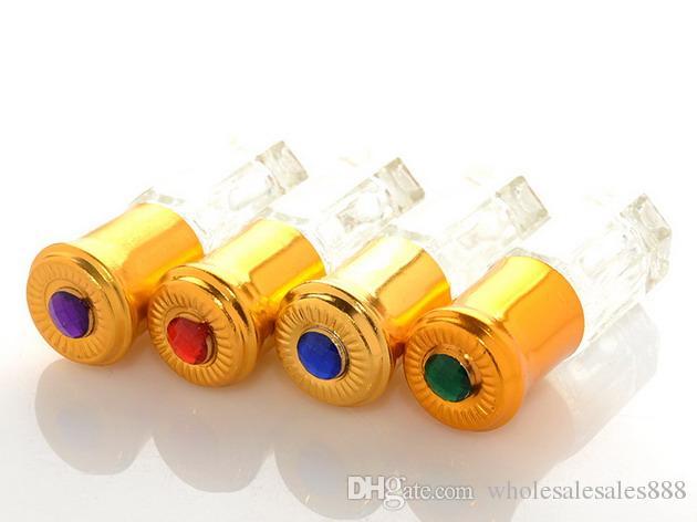 Prezzo di fabbrica 3 ml di rotolo di vetro su bottiglie oli essenziali, 3 ml di mini rotolo di vetro su bottiglie all'ingrosso, rotolo di vetro su bottiglie di profumo