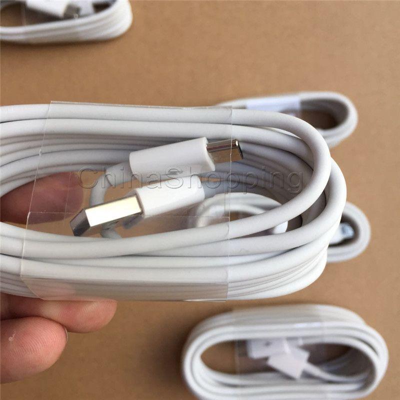 كابل معدني مايكرو USB عالي السرعة USB شحن نوع C كابل 1M 2M 3M للحصول على الروبوت الهاتف الذكي سومسونغ 5 6 7 LG