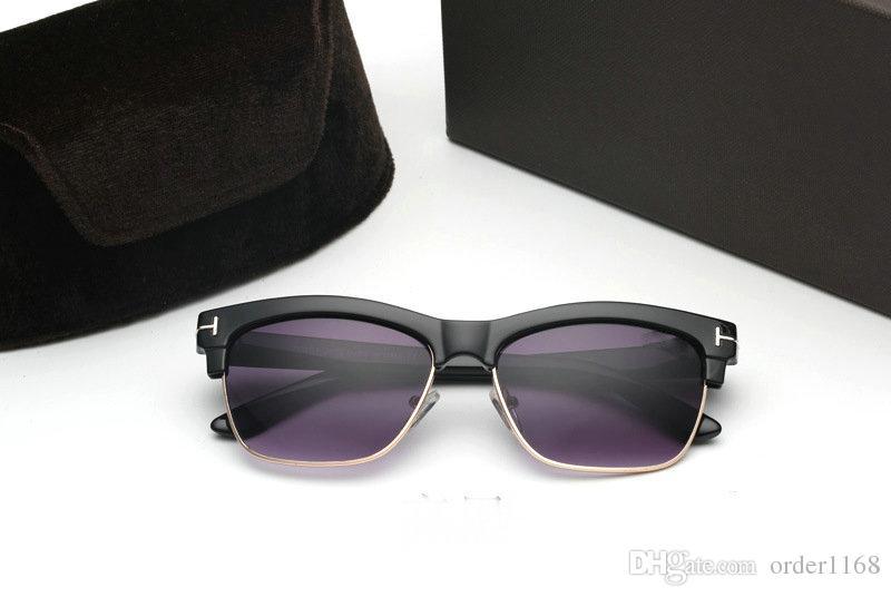 64acd718b4c Luxury Top Qualtiy New Fashion 1936 Tom Sunglasses For Man Woman ...