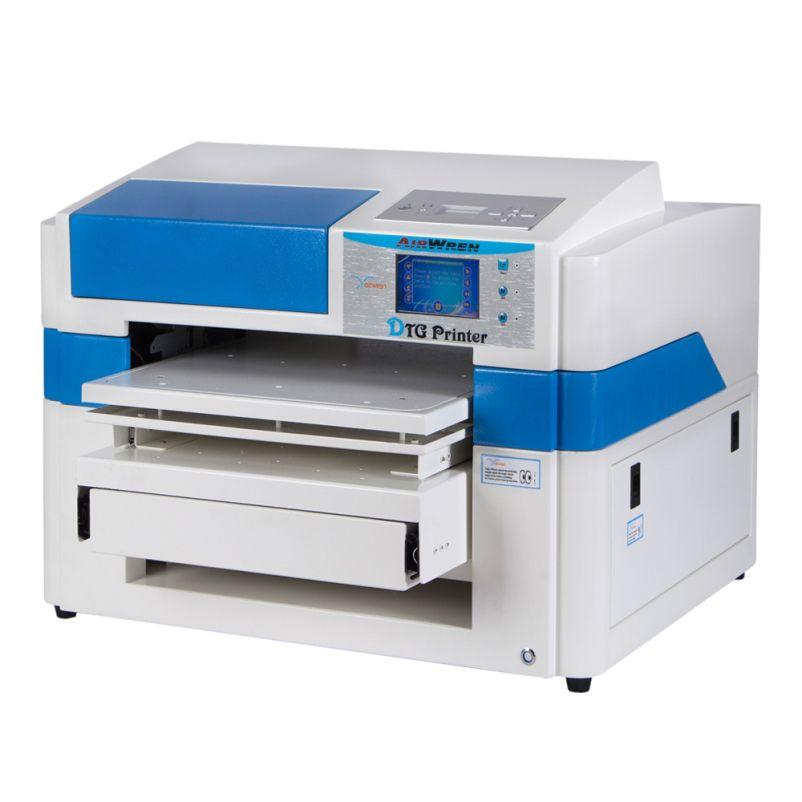 a1c4ed10d A2 SIZES GARMENT PRINTING MACHINE /T SHIRT PRINTING /DTG DIGITAL CARTOON  IMAGE DIY SHIRTS PRINTING HAIWN T600 Compact Printer Computer Printer From  ...