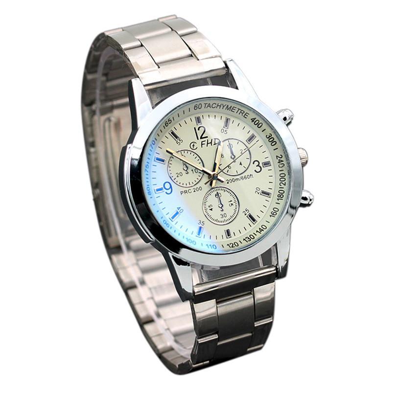 e0ca3c2bb2d 2017 Low Price High Quality Men Luxury Quartz Watch Stainless Steel Sport  Quartz Hour Wrist Analog Watch Feida Hot Sale Cheap Watch Cheap Watches  Online ...