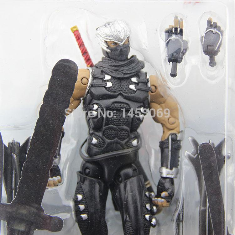 II Select Hayabusa Ryu Gaiden Action 2019 Figure Player Neca Ninja OW1zIwqS