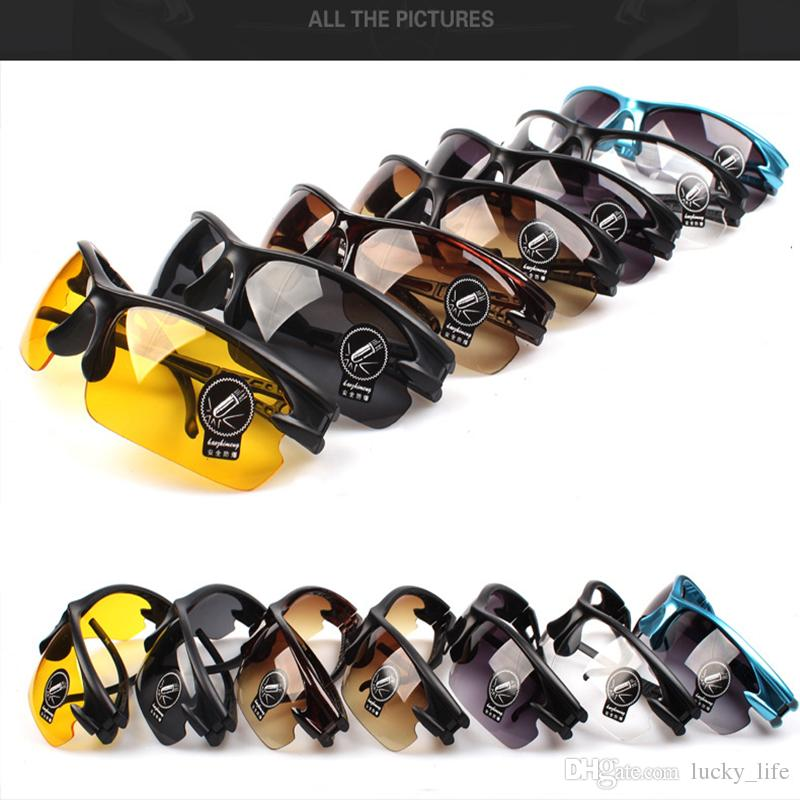 Wholesale [explosion models] men and women models sunglasses explosion-proof windproof sunglasses outdoor sports mirror riding glasses