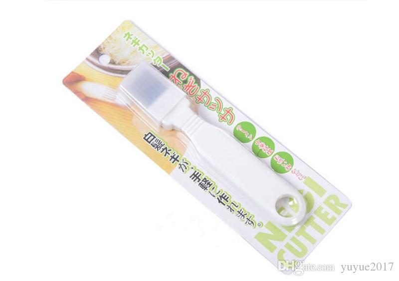 Creative green onion knife/grater Vegetable Slicer shredded cutting Onions Cut Cutter Device Kitchen Cooking Tools