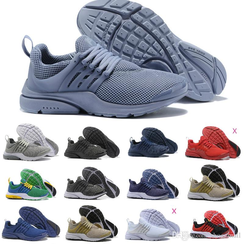san francisco 9166a c18c5 ... herren schuhe rote schwarz fzxal8xk b29ea c25a8  france großhandel 2018  nike air presto airmax off white prestos shoes new presto 5 br qs