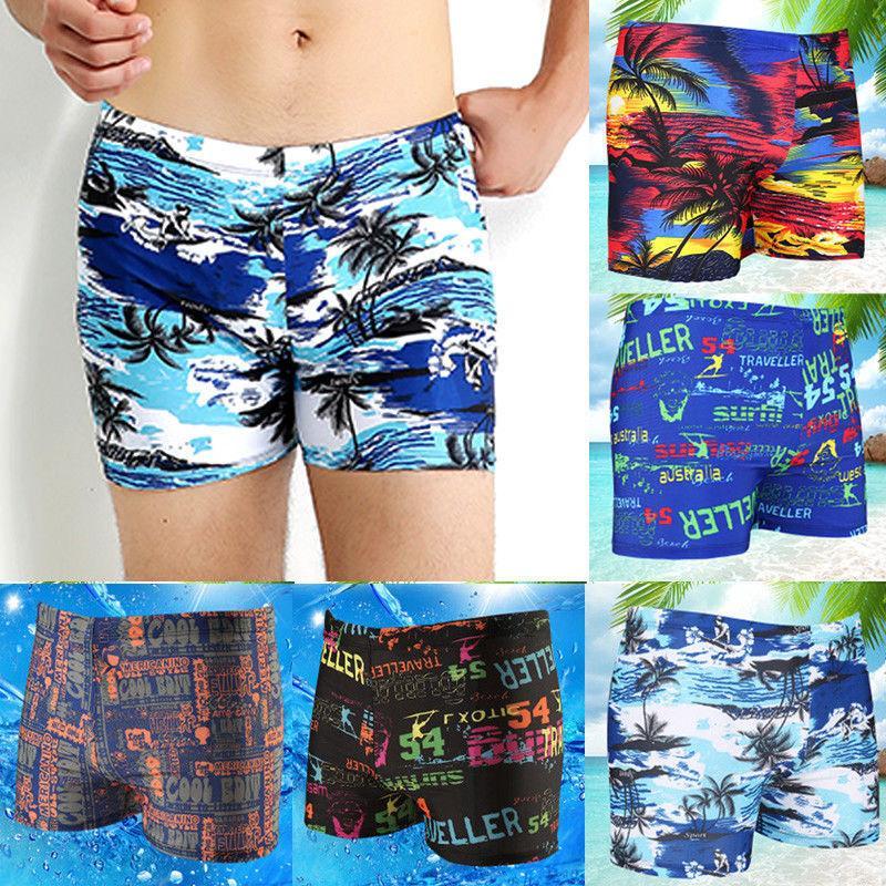 18a8d71ccd Acheter 2018 Marque New Hommes Short De Bain De Plage Coloré À Séchage  Rapide Hommes Conseil De Surf Shorts D'été Pantalon Maillots De Bain Slip  De $29.37 ...