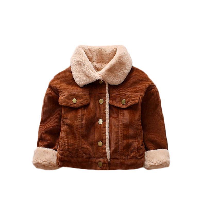 512f342683f6 Lawadka Infant Baby Boys Warm Coats Winter Newborn Baby Thick Coats ...