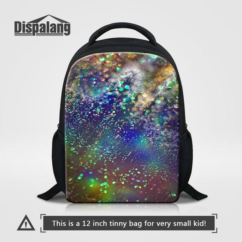 0c8c35488ddd High Quality 12 Inch Small Schoolbag Children Fashion Back Pack Galaxy  Universe Space Printing Shoulder Bags For Girls Boys Kids Sac A Dos Osprey  Backpacks ...