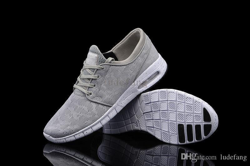 Sıcak Satış Yeni Tasarım SB ayakkabı Stefan Janoski Kadın ve Erkekler Açık Günlük Ayakkabılar 36-45 Zapatillas Koşu Ayakkabı Boyut