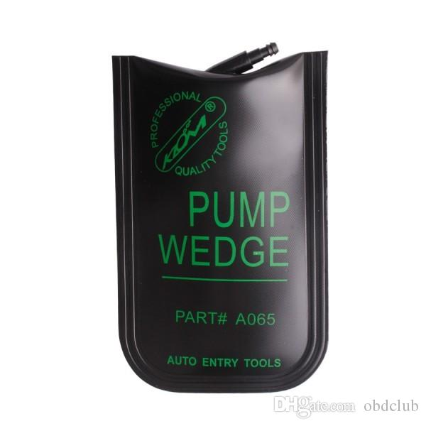 Best KLOM PUMP WEDGE LOCKSMITH TOOLS Auto Air Wedge Lock Pick Open Car Door Lock - Small Size