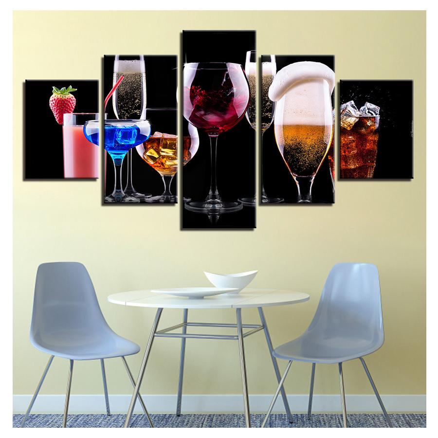 2018 5d Diamond,Diamond Painting Embroidery Picture Of Rhinestone Colorful  Beer Drinks Modern Mosaic Painting Kitchen Decor From Shuangyin1999, ...