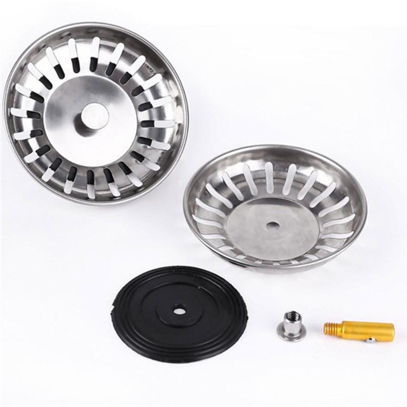Stainless Steel Home Kitchen Sink Drain Mesh