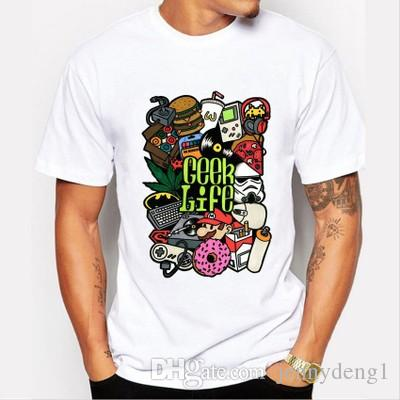 promotion cheap wholesale summer wear fashion men's white dry fit T-shirt short sleeves 1 dollar t shirts