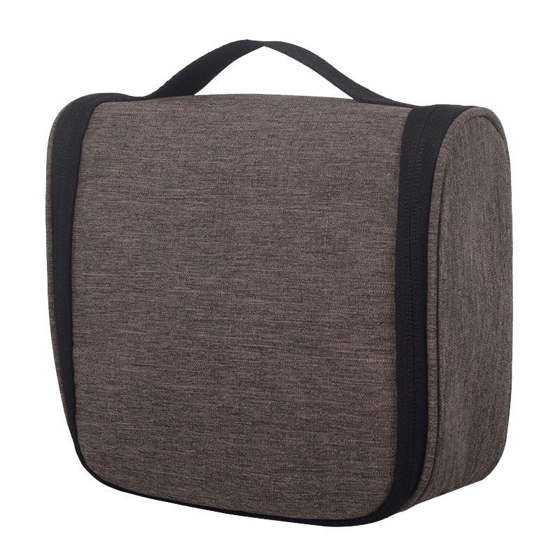 Asılı Katlanabilir Kozmetik Çantası Tuvalet Yıkama Makyaj Çantası Durumda Moda Erkekler Iç Çamaşırı Bavul Için Taşınabilir Seyahat Saklama Torbaları