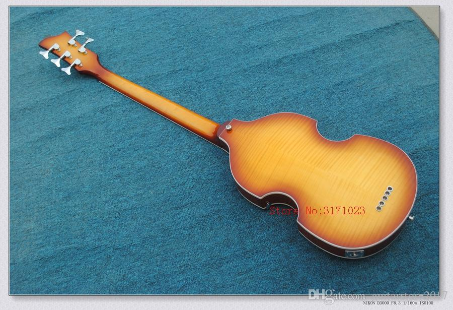 Wholesale-BB2 Chinese acoustic 5 strings bass guitar Best-selling model Factory direct sale can be customized