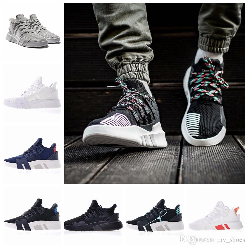 buy popular a1ac1 e1f1a EQT Bask Support Mid 2018 New Running Shoes Mens Womens Breathable Casual  Shoes Best Runer EQT Support Sneakers Men Trainers Zapatos