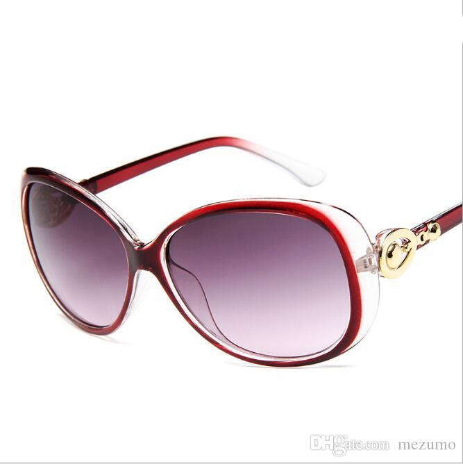 4b15f7fcd0a9 Vintage Classic Brand Designer Men s Pilot Sunglasses Women Men ...