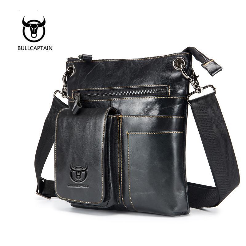 218e4d341ef0 2018 Spring New Arrival Men S Messenger Bags For Men Zipper CrossBody Bag  Men S Bag Shoulder Bags Business Casual Retro Handbags Western Purses  Leather ...