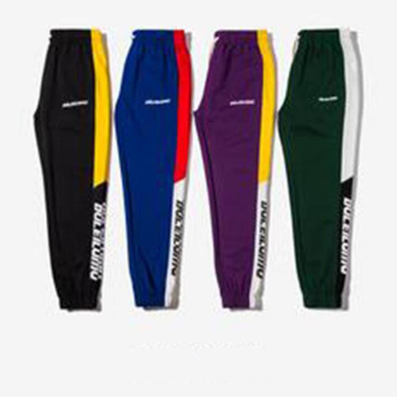 Sweatpants Men Fitness Joggers Pants Male (5)