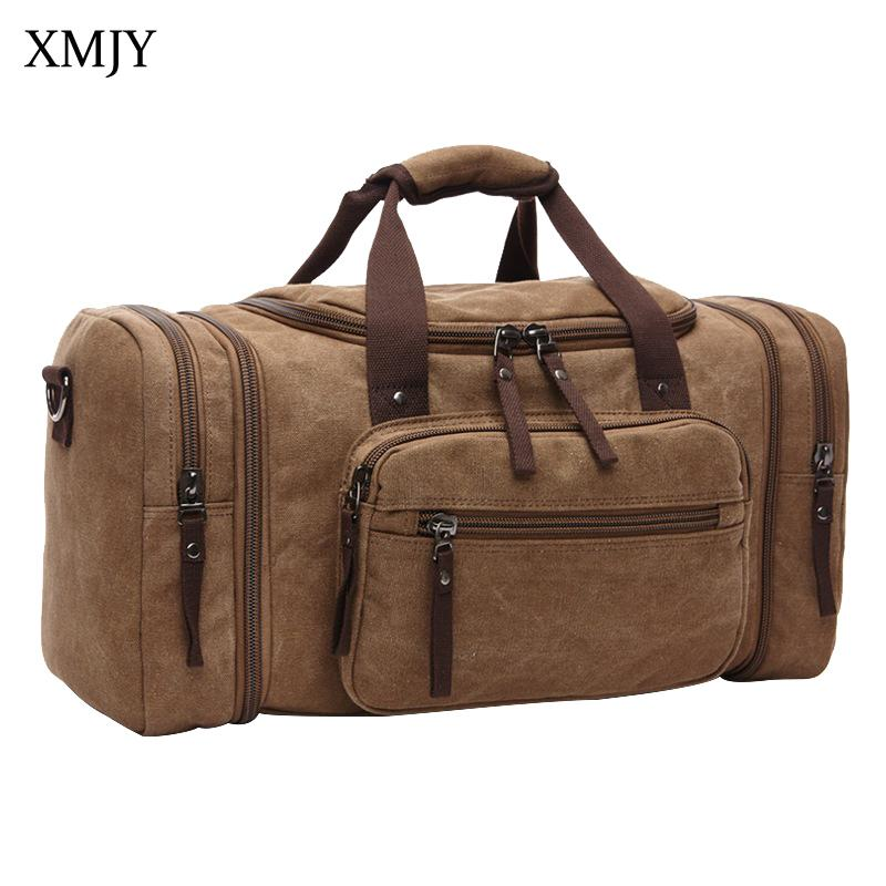 Luggage & Bags Leather Gym Bag Korean Travel Bag Open-Minded Mens Sports And Leisure Portable Large-capacity Travel Bag Waterproof Oxford Cloth Luggage & Travel Bags