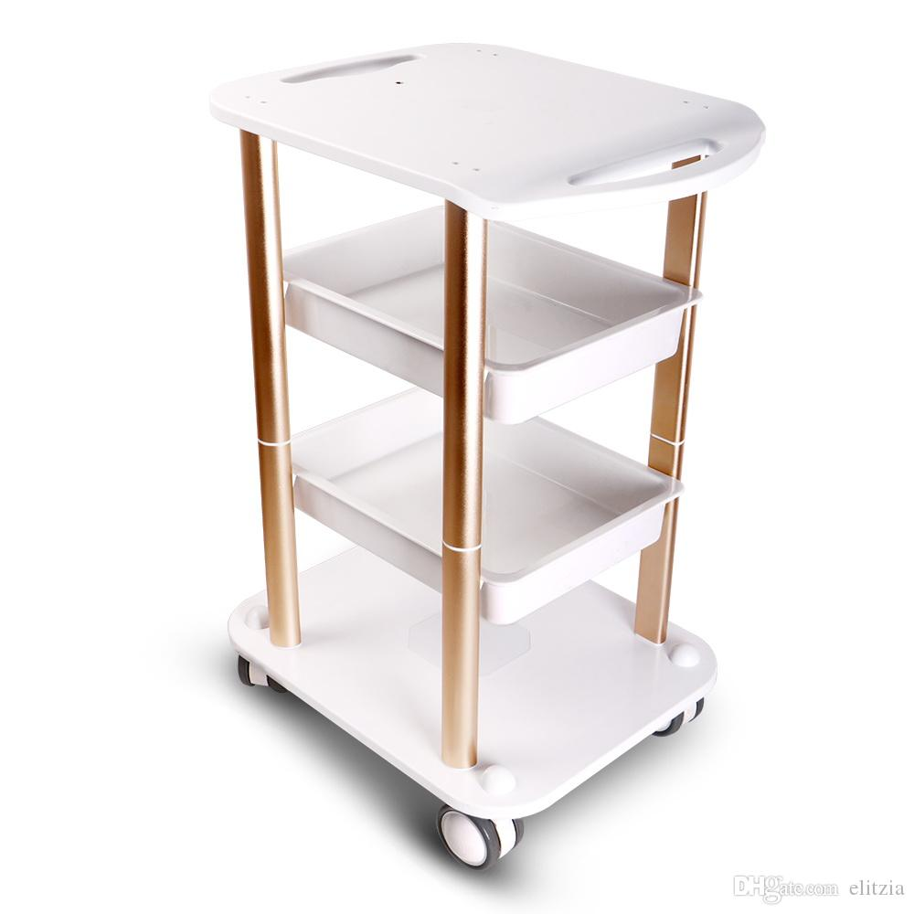 2019 Elitzia Ettro5 Beauty Salon Furniture Trolley Spa Styling