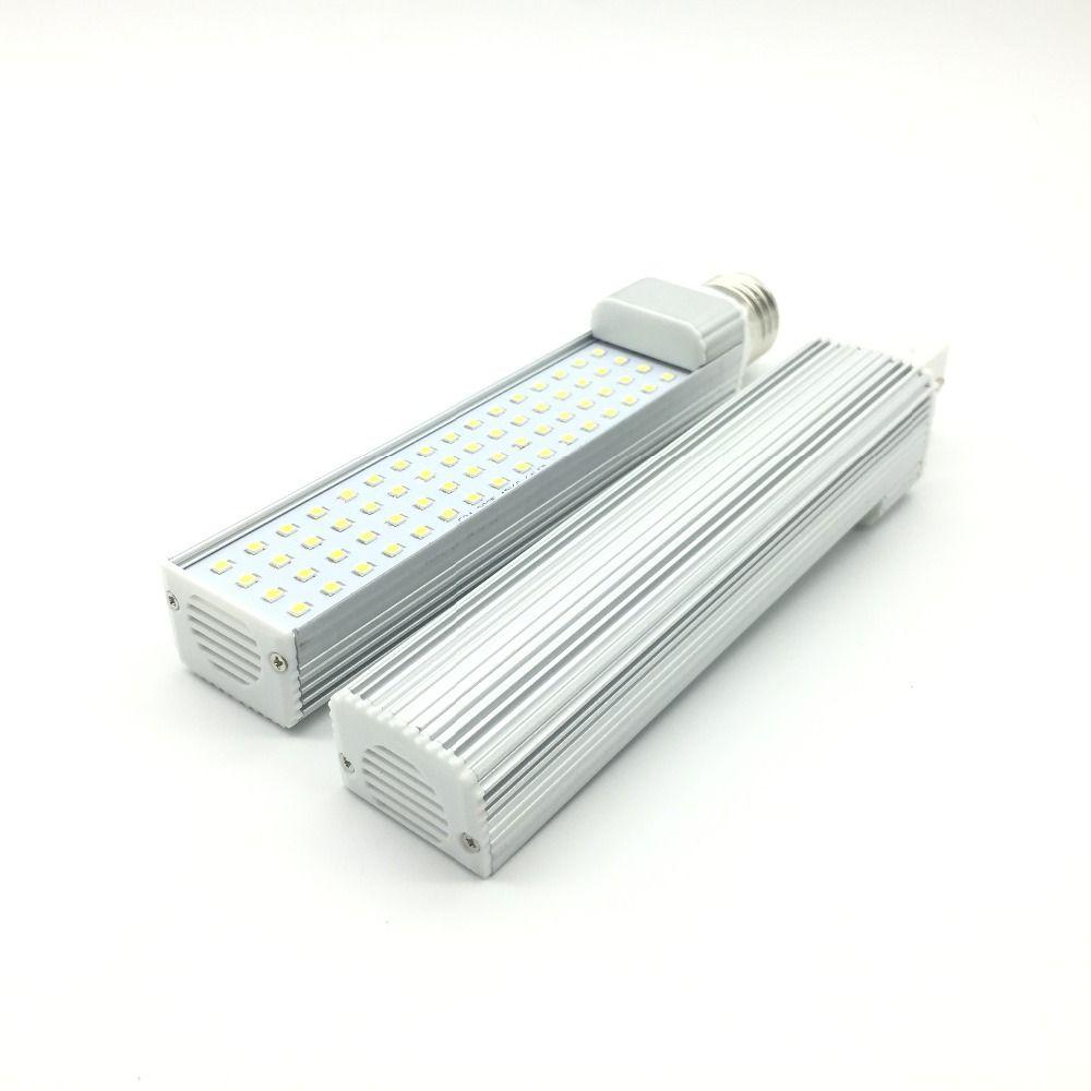 G24/E27 LED Bulbs 7W 9W 11W 13W 15W LED Corn Bulb Lamp Light SMD 2835 Spotlight 180 Degree AC85-265V Horizontal Plug Light