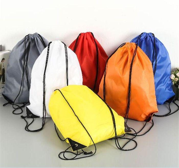 Kids  Clothes Shoes Bag School Drawstring Frozen Sport Gym PE Dance  Portable Backpacks Y235 Drawstring Bag Sport Gym Backpacks Portable  Backpacks Online ... ec466bf063cca