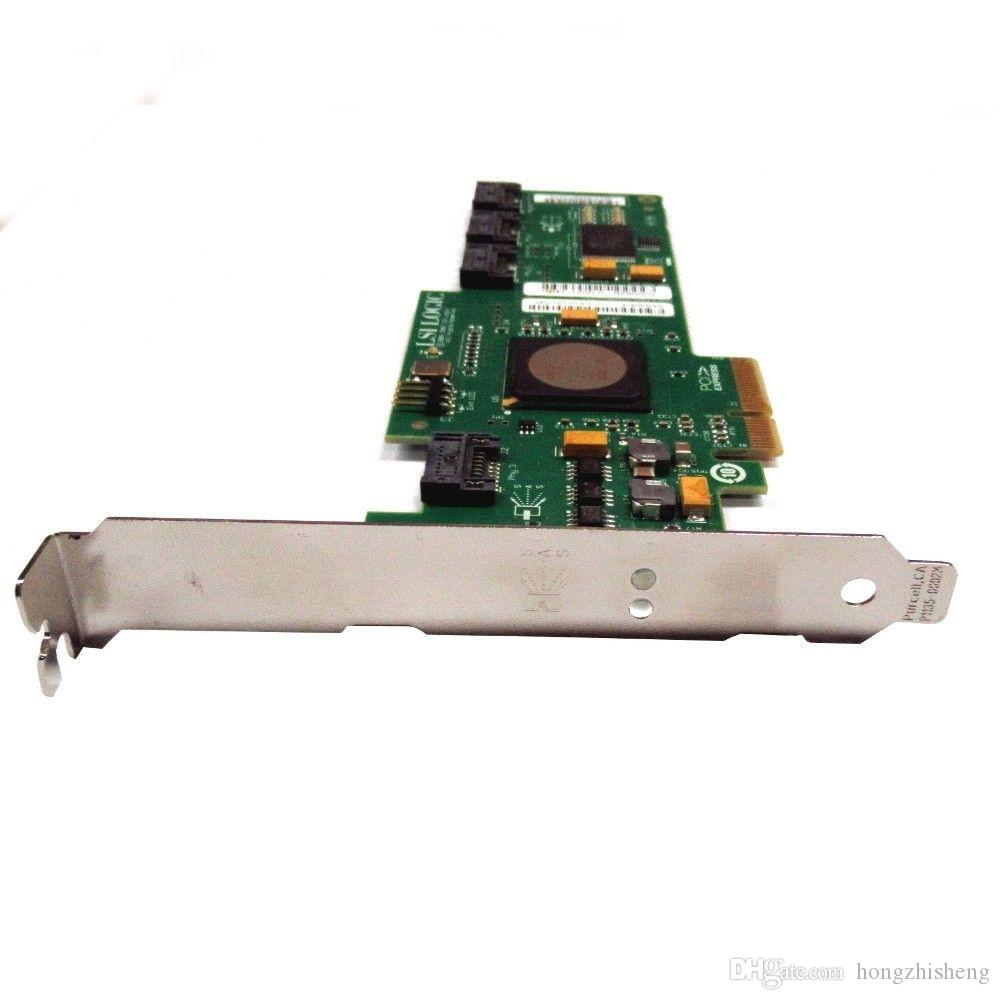 SAS3041E-4 SAS PCI-E 4X SAS B3 чип чип-карта 100% тестирование отличное качество
