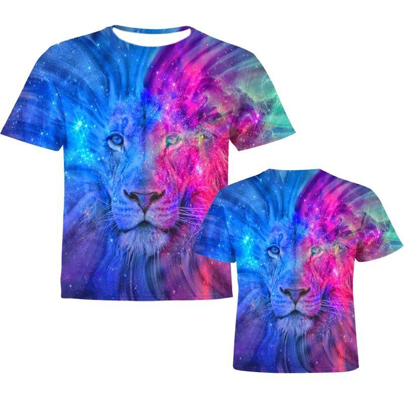c92f4d23 3D Print T Shirt Lion Shirts Women Men Short Sleeve Hip Hop T Shirt Mens 3d  Compression T Shirt Swag Tshirt Tee Top 13 Styles T Shirt Cool Design T  Shirts ...