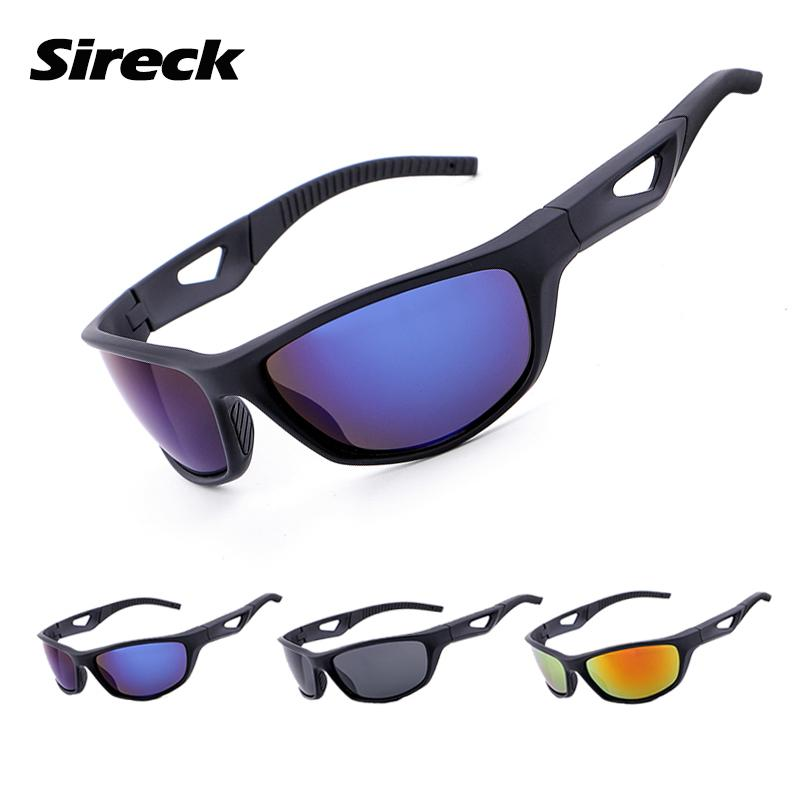 0eb0a8091a Sireck Polarized Cycling Sunglasses UV400 Men Women Outdoor Sports ...