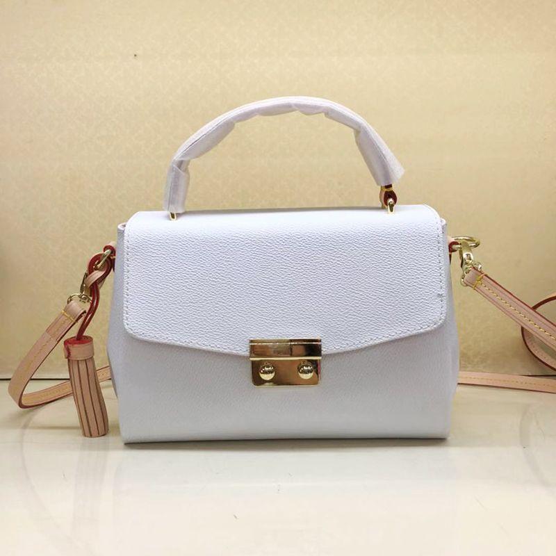 706042ca6e4c Wholesale New Designer Handbags Orignal Leather Lady Messenger Bag ...