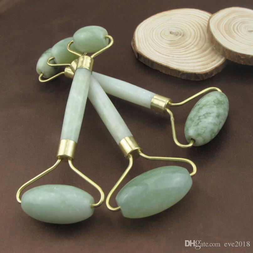 Rosto de Jade natural Rosto Fino Massageador Facial Massagem Facial Beleza Ferramenta Corpo Relaxar