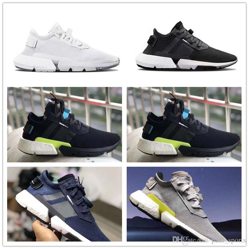 discount clearance discount 2014 new 2018 Original POD-S3.1 Light Weight Comfortable Running Shoes for Mens Women Pod S3.1 Triple White Black Grey Designer Sports Sneakers 36-45 buy cheap clearance store latest collections sale online Lz6YQwm1