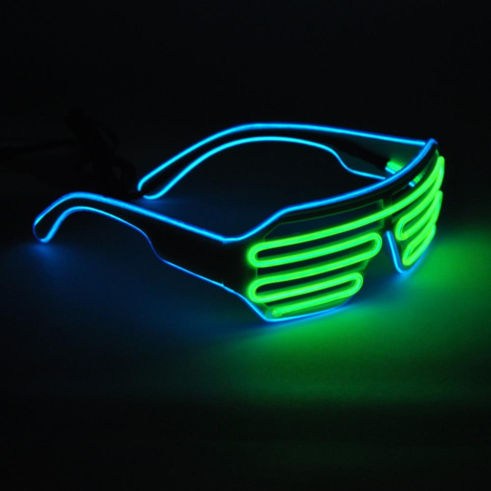 Emazing Lights El Wire Neon Led Light Party Dj Up Bright Shutter ...