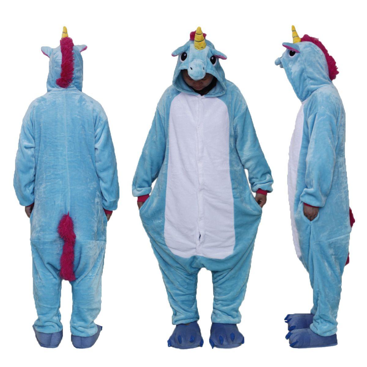 Unisex Adulto Animal Navidad Onesie Pijamas Cosplay Costume Loungewear
