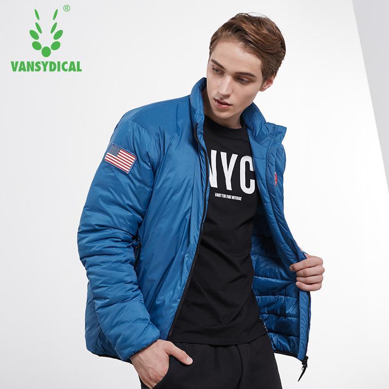 faabdae9e2 SPT Vansydical Winter Warm Sports Running Jackets Men's Zipper Long Sleeve  Padded Coat Outdoor Workout Windproof Sportswear Tops Running Jackets Cheap  ...