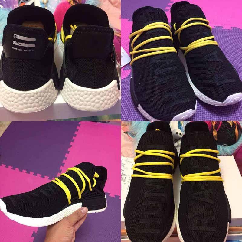 3a0f742f1 NMD Human Race Sneakers Pharrell Williams X Perfect Primeknit ...