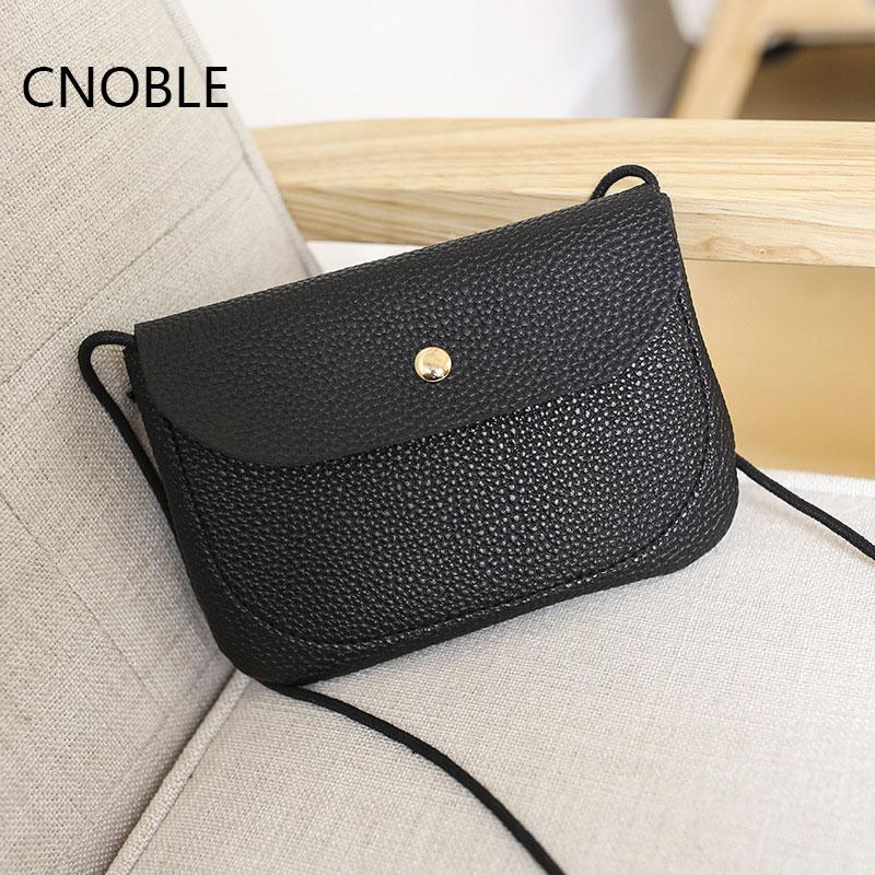 617340e9b26e CNOBLE Summer Small Sling Bag For Women Mini Crossbow Women PU Leather Shoulder  Bags Handbags Moda Mujer 2018 T1335 Western Purses Leather Backpack Purse  ...