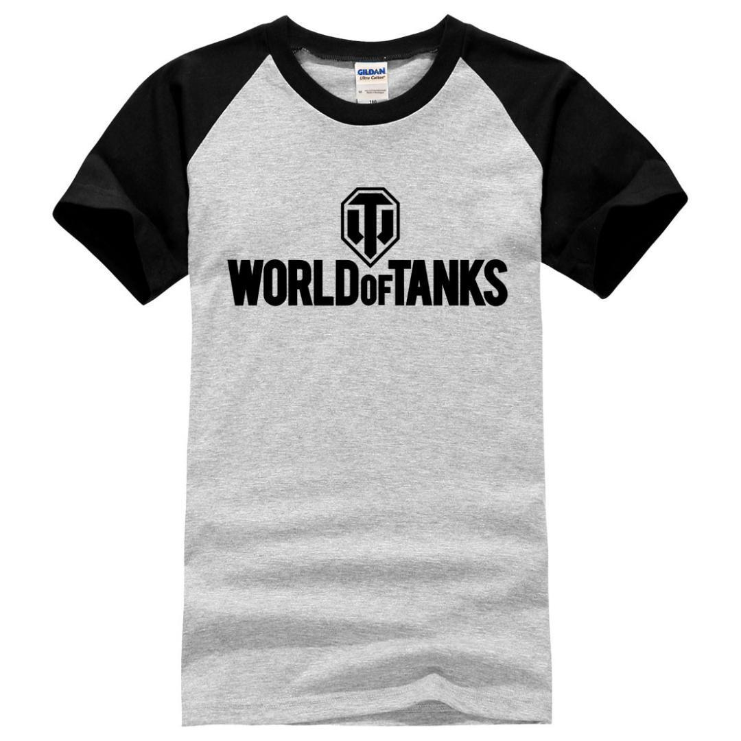 d6113a32e 2017 Summer Style Funny World Of Tanks T Shirt Men Manufacture World War Ii  Tank T SHIRT Men Short Sleeve Top Tee Brand Clothing Funny T Shirt Slogans  Shirt ...
