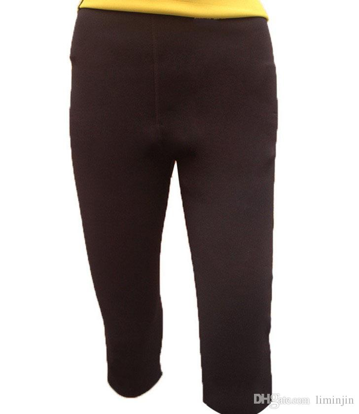 Mujeres Hot Shapers Super Stretch Super Control Bragas Pantalón Neopreno elástico para adelgazar Body Shapers Talla grande