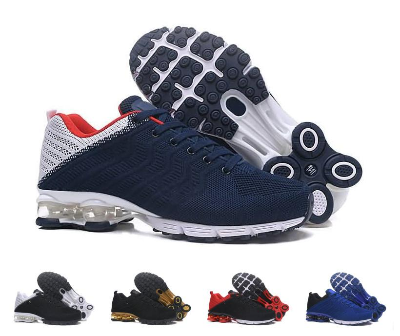 241176ccc808f9 Hot Sale New Shox Running Shoes for Men Designer Shox Chaussures ...