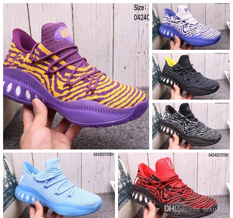 1a1451a22dc Newest Color 2018 Crazy Explosive Andrew Wiggins Basketball Shoes For High  Quality Mens Socks Sports Training Sneakers Size 7 12 Shoes Sneakers  Jordans ...