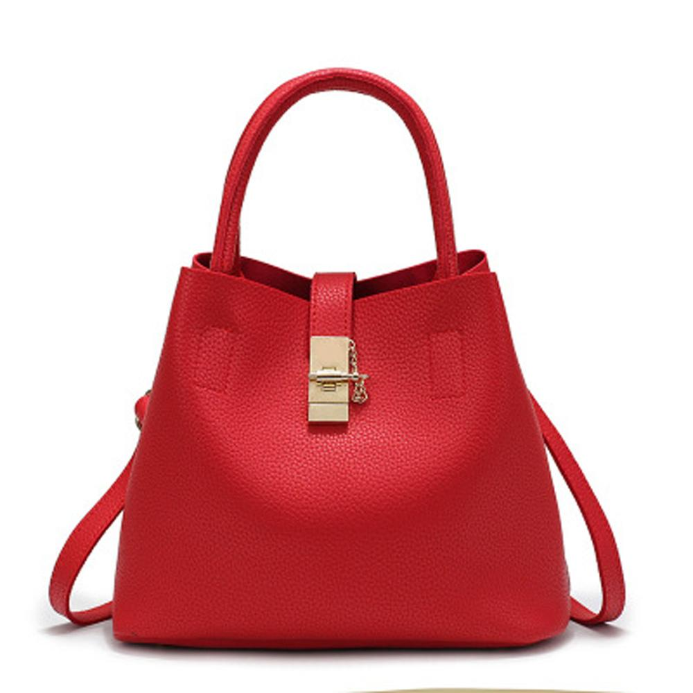 5578604e148 Fashion Designer Women Handbag Female PU Leather Bags Handbags Ladies  Portable Shoulder Bag Office Ladies Hobos Bag Totes Luxury Bags Cross Body  Bags From ...