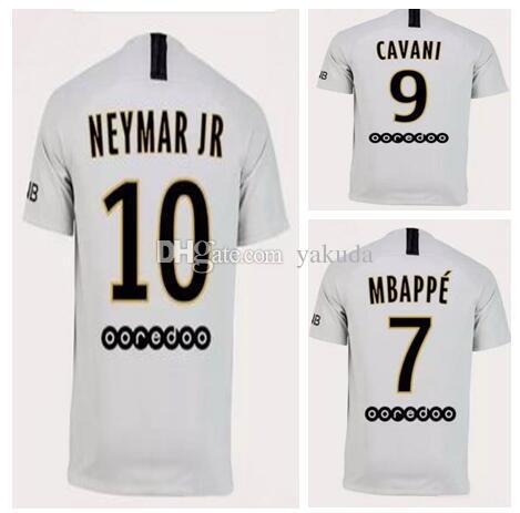 2cc3769ee 2019 2018 New Mens Customized Thai Quality Soccer Jerseys Shirts ...