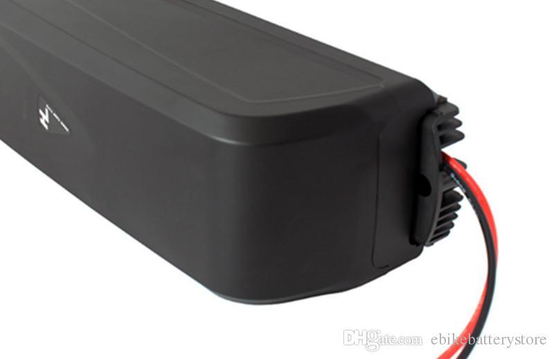 EU Free Duty Hailong Battery with 18650 cell 48V 17AH Li-ion Electric bike battery for Bafang