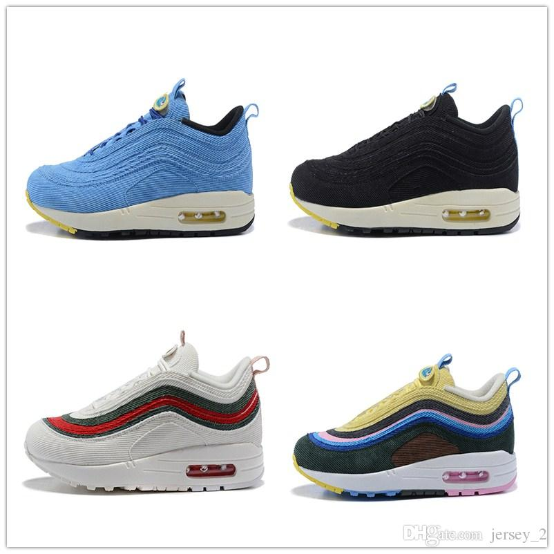 bae9d1d275e2 97 1 Sean Wotherspoon VF SW Hybrid Best Quality Running Shoes with ...