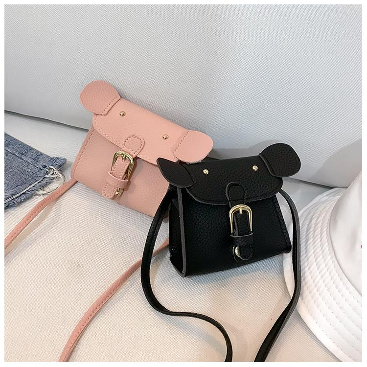 Small Handbags Girl Leather Shoulder Mini Bag Children Crossbody Bag Ladies  Messenger Bags Long Strap Female Clutch Side Bags Handbag Brands From ... 4887c60e12b5f