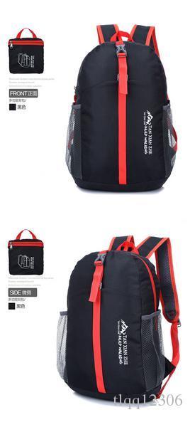 cd5ce163d485 2019 Skin Bags Super Lightweight Portable Folding Bags