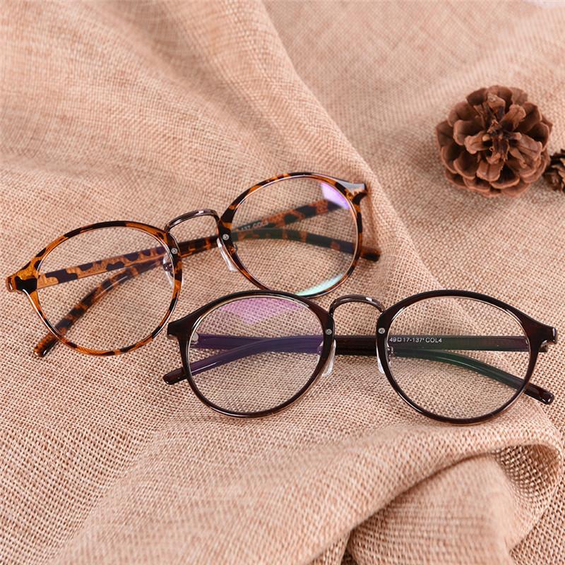 94d70961ed68 2019 Fashion Metal Half Frame Glasses Frame RetroWoman Men Reading Glass UV  Protection Clear Lens Computer Eyeglass 13.8*4.6CM From Poety, $25.28 |  DHgate.