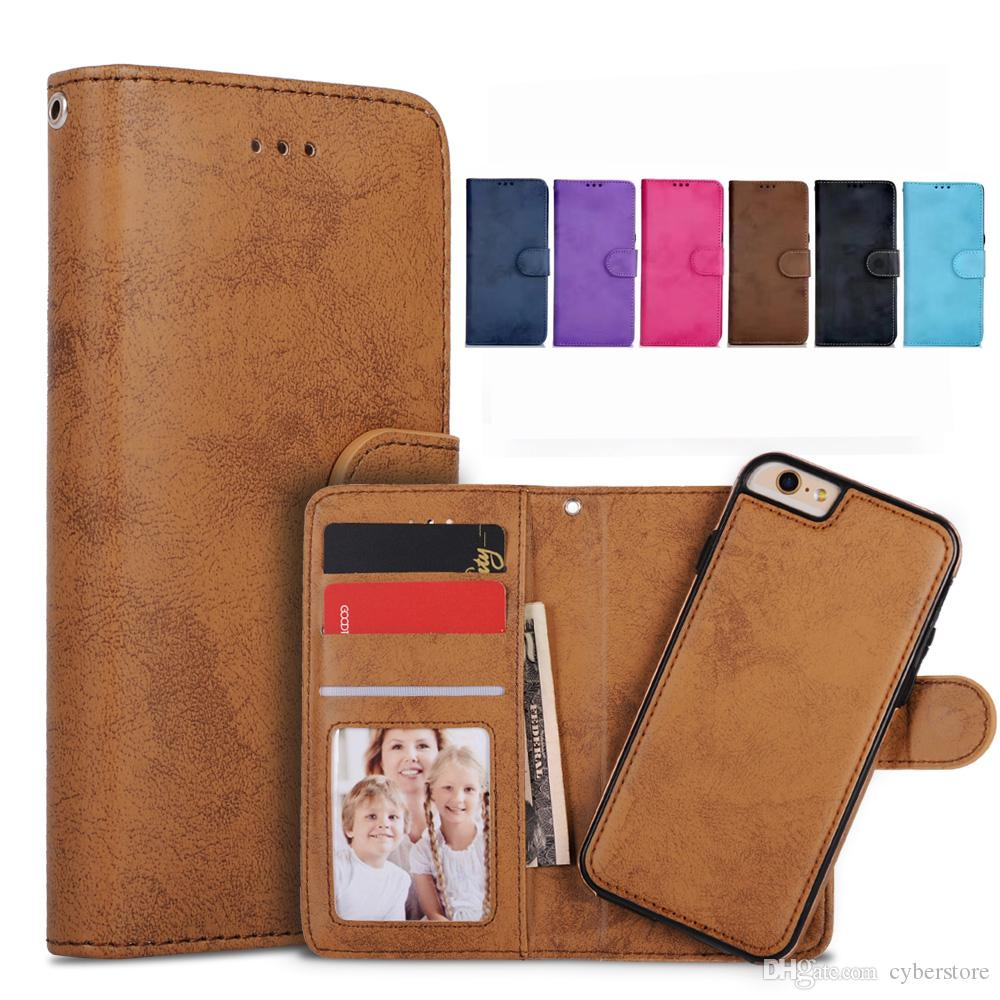 coque iphone xs max portefeuille detachable